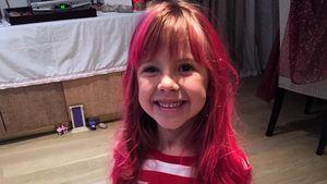 Huch! Pinks Tochter Willow (5) hat schon gefärbte Haare!