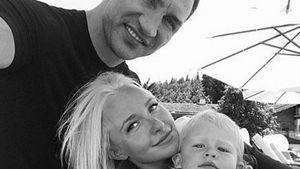 Wladimir Klitschkos Tochter: Kaya spricht auch schon Deutsch