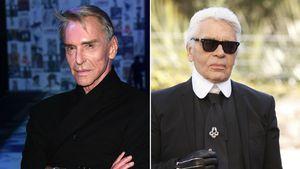 Wolfgang Joop erzählt von Karl Lagerfelds Drogenpartys