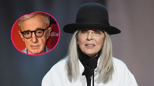 Sie glaubt ihm: Diane Keaton nimmt Woody Allen in Schutz!
