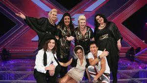 X-Factor: Was singen die letzten 4 Acts?