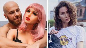 Sexpuppen-Ehe vor dem Aus? Yuri flirtet mit Transfrau Doli