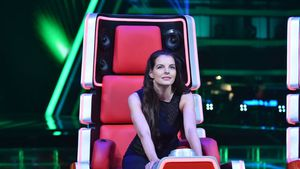 "Bei ""The Voice"": Yvonne Catterfeld trauert um Roger Cicero"
