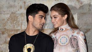 Zayn Malik und Gigi Hadid bei der Pariser Fashion Week