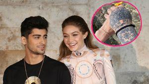 Hand in Hand: Erster Post nach Gigi und Zayns Babynews!