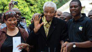 Mandela-Enkel Mbuso: Er soll ein Mädchen vergewaltigt haben!