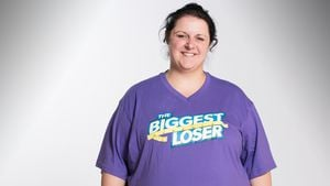 "Zoi von ""The Biggest Loser"" 2017"