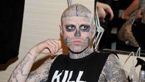 Zombie Boy (†): Er war schon vor Tattoos ein Außenseiter