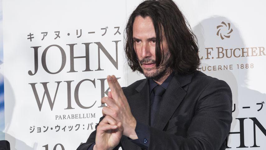 """""""47 Ronin""""-Darsteller Keanu Reeves"""