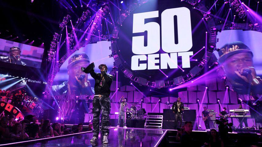 50 Cent vor Gericht: Ist sein Bling Bling nur geliehen?
