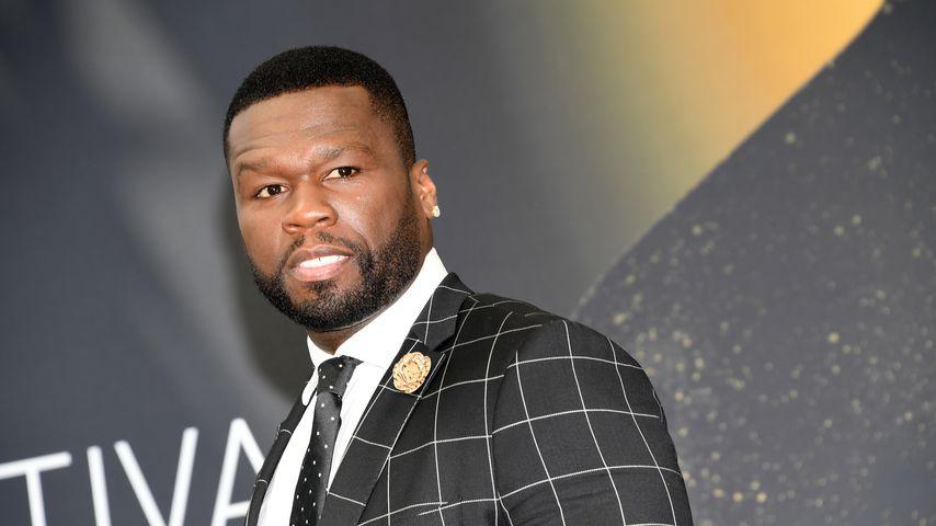 Donald Trump bot 50 Cent halbe Million nur für Anwesenheit