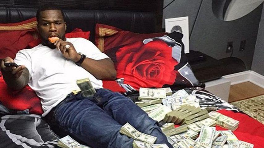 Insolvenz erfunden? So erklärt 50 Cent sein Dollar-Bad