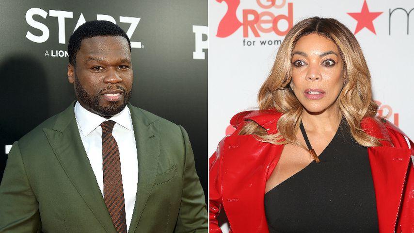 """""""Monster"""": Nächster Diss von 50 Cent gegen Wendy Williams"""
