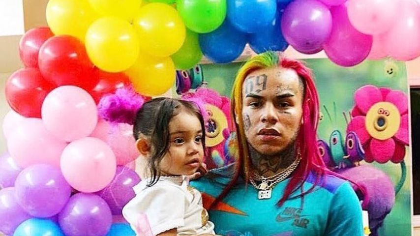 Rapper 6ix9ine im März 2018 in New York