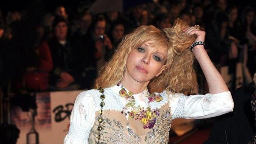 Courtney Love: Ich rammte Kurt Nadeln in die Eier