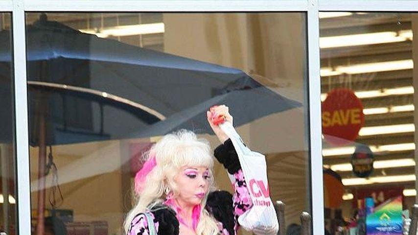 Angelyne: die schrägste Frau aus Hollywood!