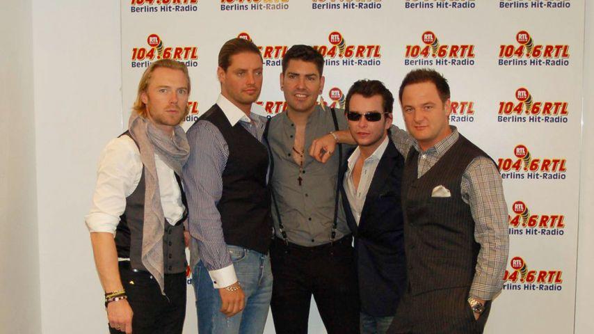 Boyzone: Neues Video mit Stephen Gately
