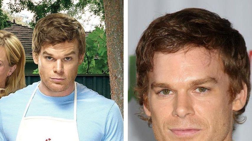 """Dexter"" Michael C. Hall hat Krebs"