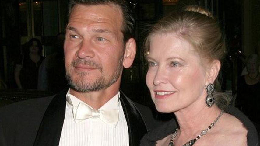 Misshandelter Patrick Swayze? Schwere Vorwürfe gegen Ehefrau