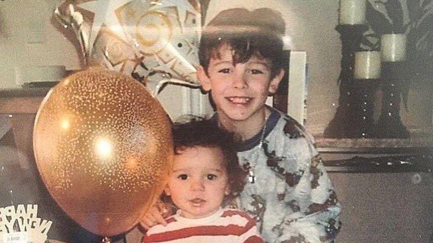 Aaliyah Mendes und Shawn Mendes in jüngeren Jahren