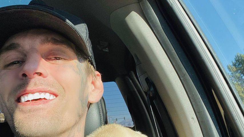 Aaron Carter im November 2019