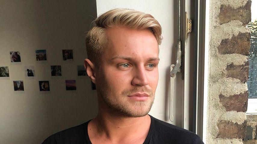 TV-Darsteller Aaron Koenigs