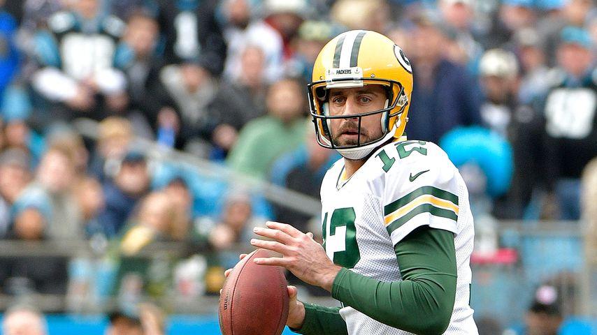 Aaron Rodgers, Quarterback der Green Bay Packers