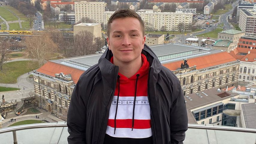 Aaron Troschke im Dezember 2019
