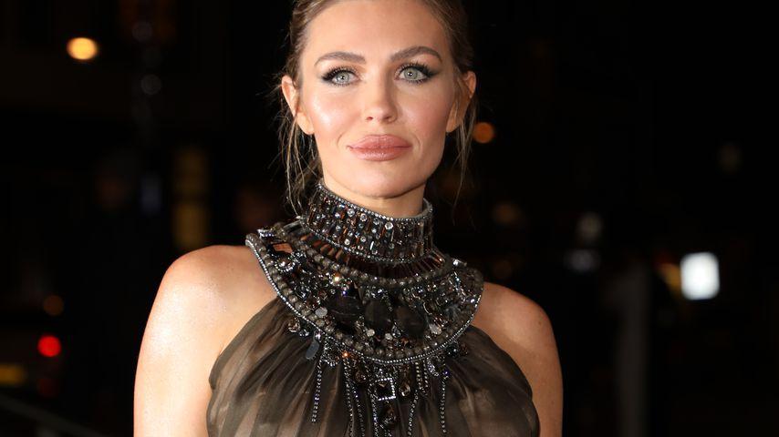 Abbey Clancy, britisches Model