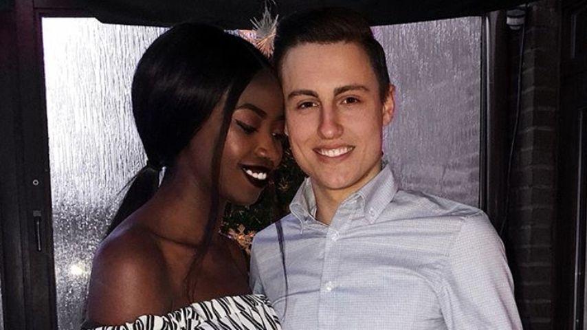 GNTM-Kandidatin Abigail und ihr Freund Jonas