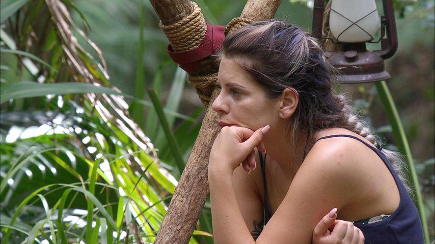 Jennifer Frankhauser, Teilnehmerin beim Dschungelcamp 2018