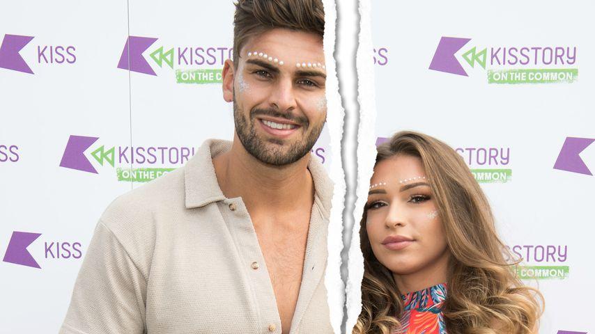 """Endgültig: """"Love Island""""-Adam und Zara haben sich getrennt!"""