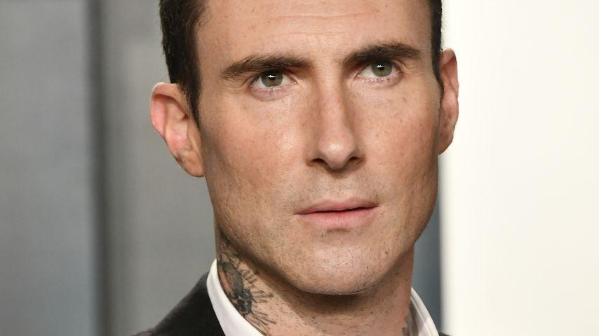 Adam Levine im Februar 2020