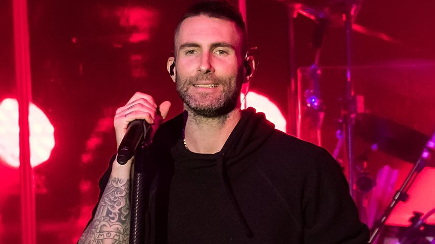 Maroon-5-Frontmann Adam Levine