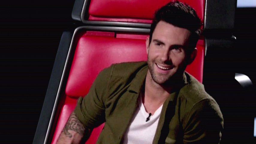 """Oje! Ist Adam Levine genervt von """"The Voice""""?"""