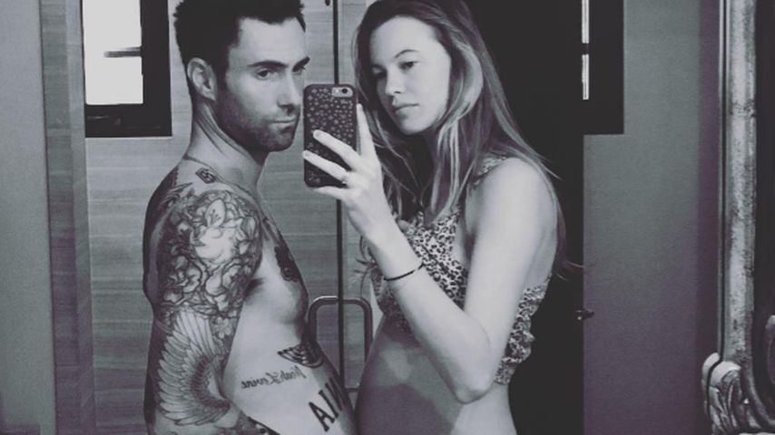 Adam Levine & Behati Prinsloo: So schön heißt ihr Baby