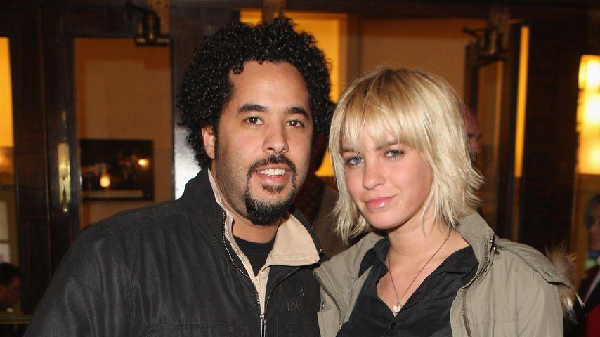 Adel Tawil und Jasmin Madeleine im April 2008
