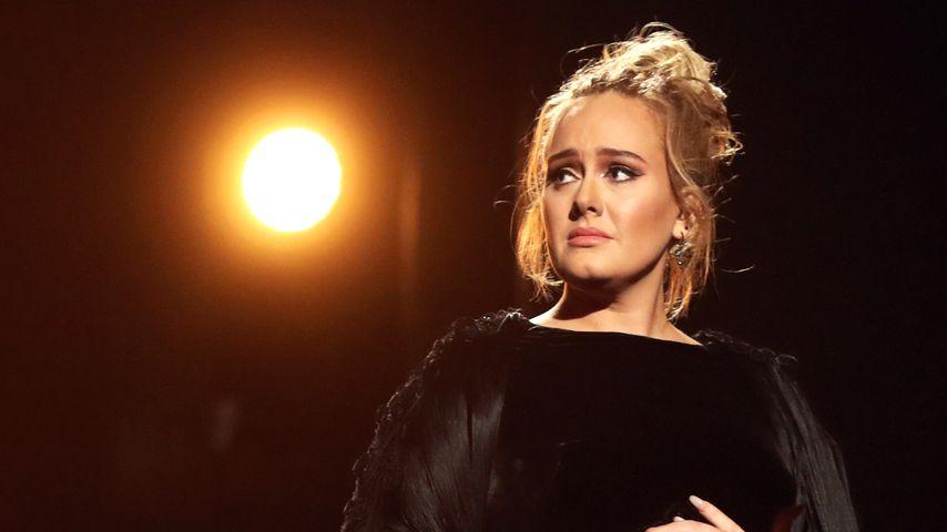 Adele, Februar 2017