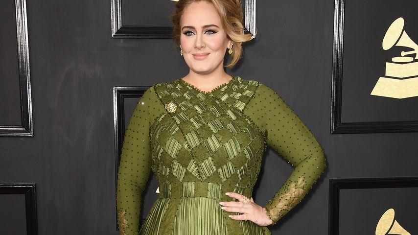 Adele auf den 59. Grammy Awards 2017