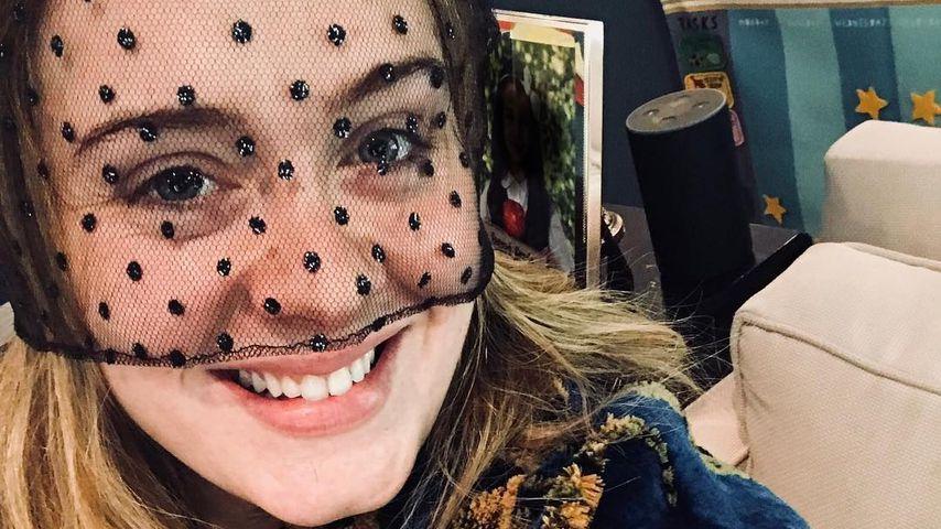 Adele im Mai 2018