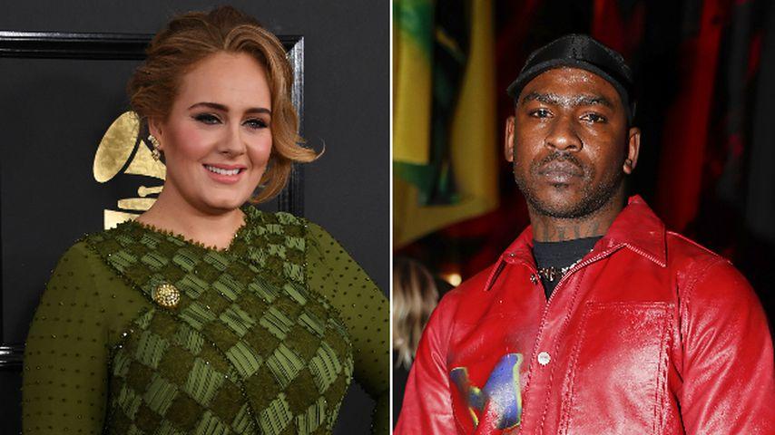 Nach Flirt-Gerüchten: Adele hatte ein Date mit Rapper Skepta