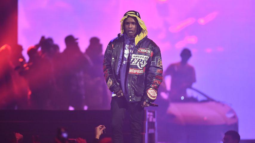 A$AP Rocky, Rapper