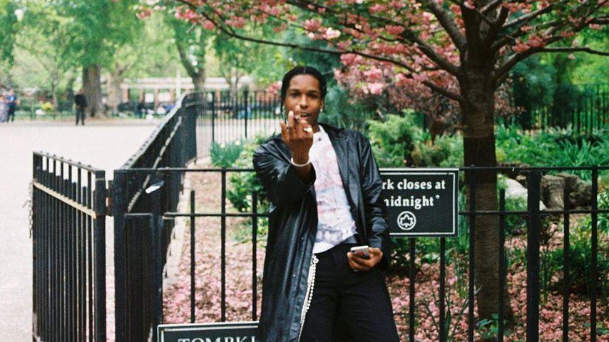 Musiker A$AP Rocky