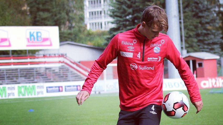 Adrian Ovlien Fußballer