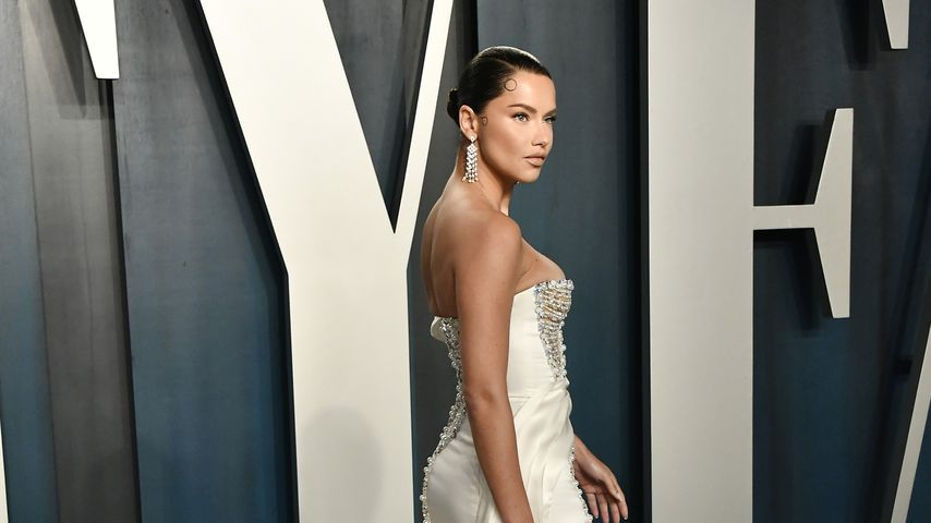Adriana Lima bei der Vanity Fair Oscar Party 2020