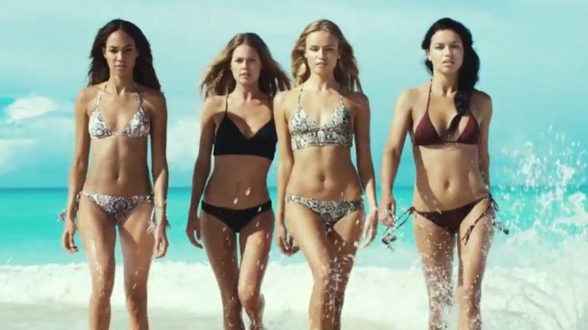 """Heiße Mission! Sexy """"Victoria's Secret""""-Engel gehen fremd"""