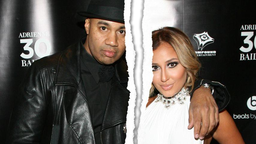 Wieder solo: Rob Kardashians Ex Adrienne löst Verlobung
