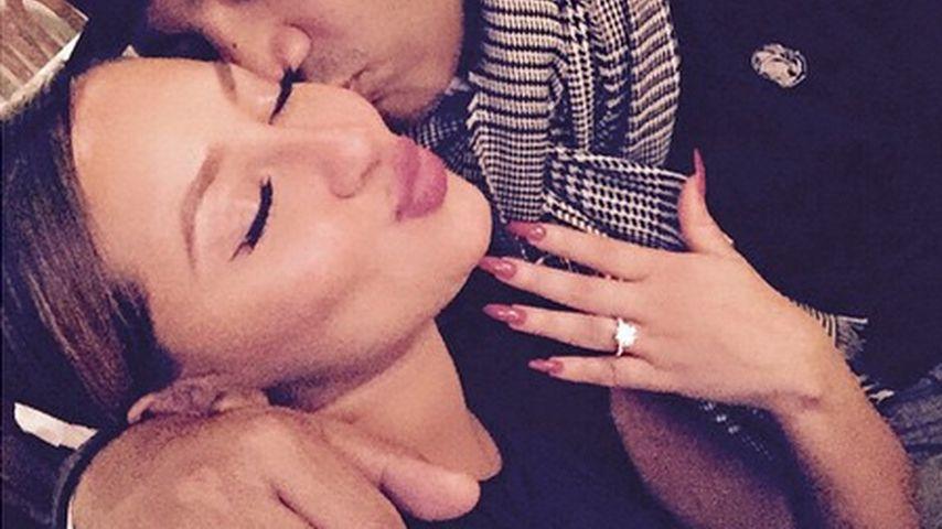 Rob Kardashians Ex Adrienne Bailon ist verlobt!