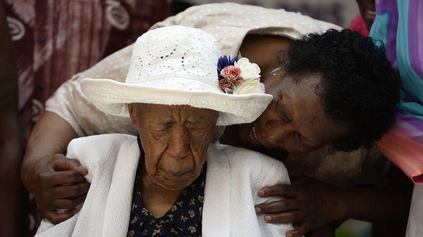 Mit 116 Jahren: Die älteste Frau der Welt ist gestorben