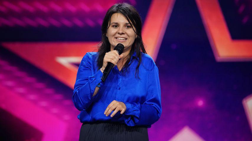 """Agnieszka Szkudlarek bei """"Das Supertalent"""""""